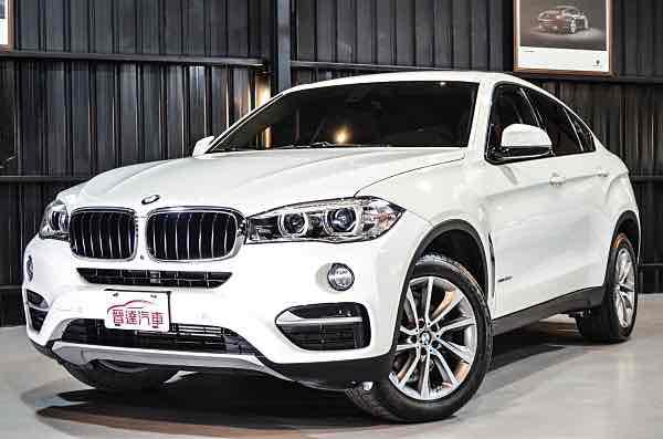 2015 BMW X6 30d 總代理 少跑極新