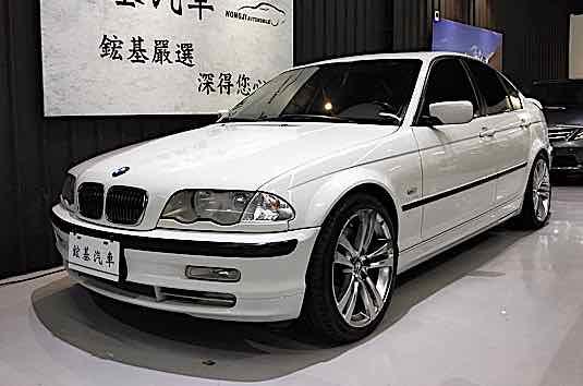 經典再現 BMW E46 330i 汎德總代理