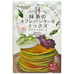 日本抹茶舒芙蕾鬆餅粉