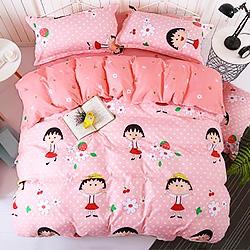 櫻桃小丸子床包4件組