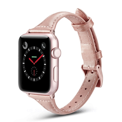 Apple Watch真皮錶帶
