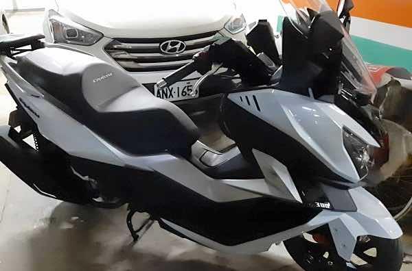 自售2018 SYM CRUISYM 300i ABS