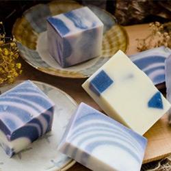 橘屋工作坊-天然純淨手工皂禮盒3入組