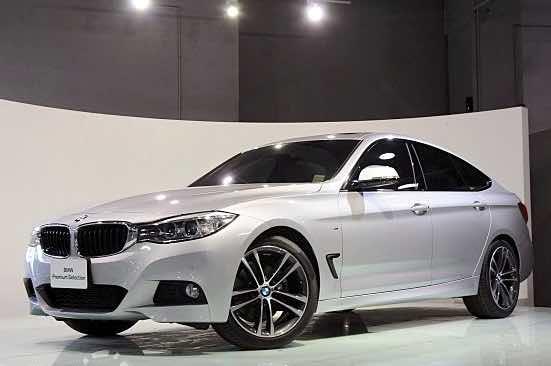 2015 BMW總代理 328iGT 銀色
