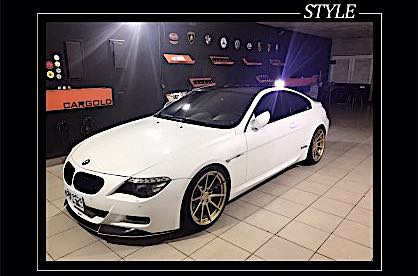 自售 BMW M6 經典收藏 定期保養