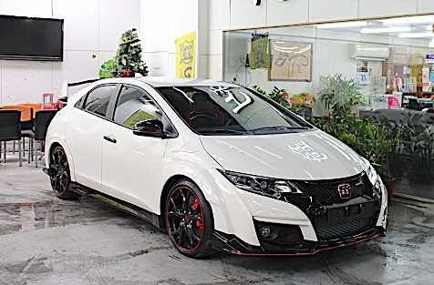 HONDA 2016年式 Type-R FK2 GT版