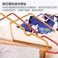 不鏽鋼防滑吊衣架