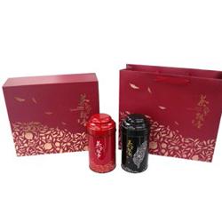 【觀心園嚴選】梨山高冷烏龍茶葉禮盒
