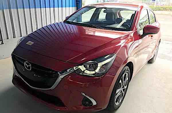 Mazda 2 2018年款1.5L 僅跑1仟多