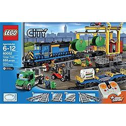 LEGO 60052城市系列貨運火車