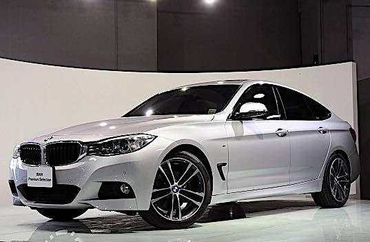 BMW原廠認證中古車 328iGT 銀 2015