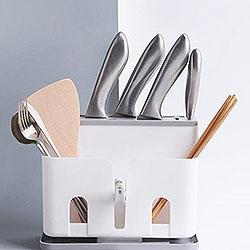 廚房多用七位刀具架