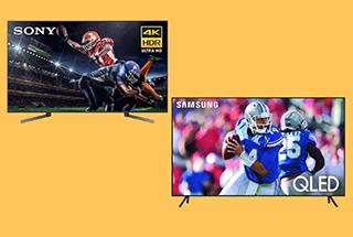 The best Super Bowl TV deals start at just $85!