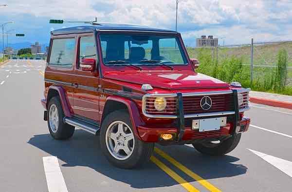 1999年式 總代理德訂三門短軸 G500