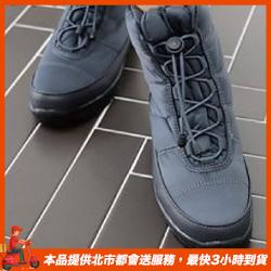 正韓製羽絨舖毛太空棉繫帶雪靴