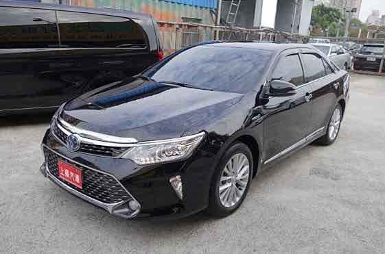 2015 Camry 2.5Q 旗艦 油電 導航