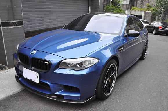 BMW F10 M5  總代理少跑4萬 新車味