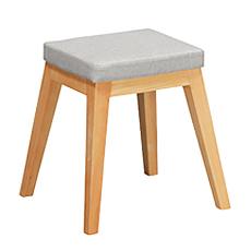 日系灰椅凳