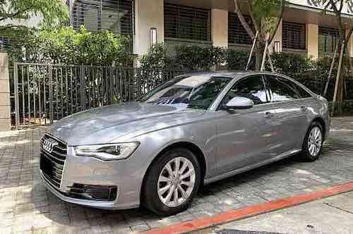 2016 Audi A6 35TFSI 小改款 一手