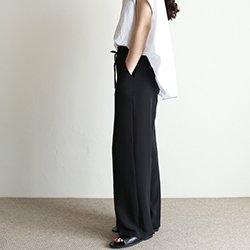 2件免運-正韓輕薄休閒西裝褲