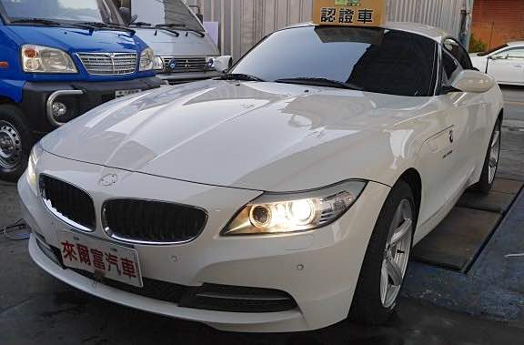 BMW Z4 只開一萬公里 2013年掛牌