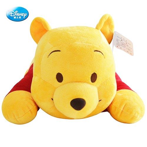小熊維尼毛絨玩具抱枕