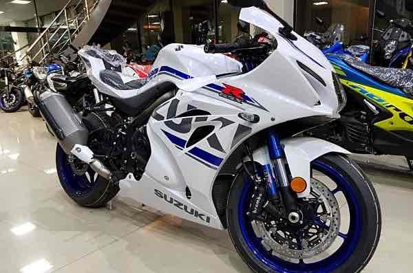 SUZUKI GSX-R1000R 限量特仕車