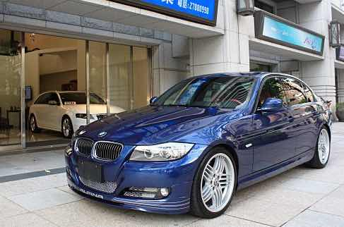 ALPINA B3 3.0 Bi-turbo 400匹日規