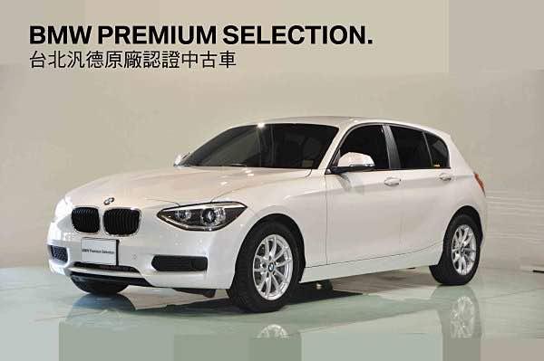 汎德原廠認證中古車2014 BMW 116i
