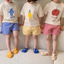 水果上衣+褲子套裝