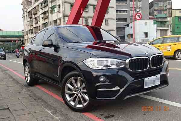 2015 總代理 BMW X6 30d 柴油 自售