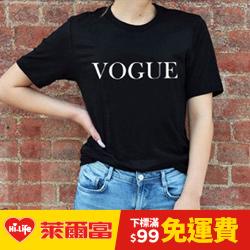 印花短袖夏裝T恤