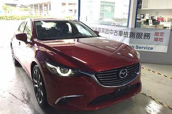 Mazda 6旗艦版 僅跑1仟