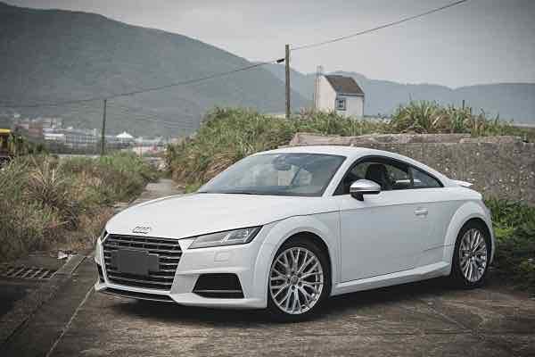 Audi MK3 TTS