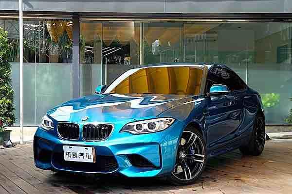 2017 BMW M2 Coupe 總代理