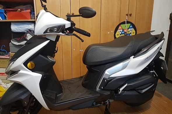 自售車 光陽 雷霆s 125