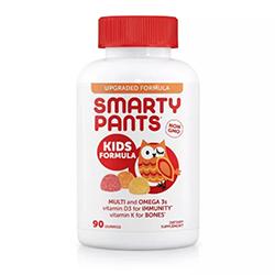SmartyPants Kids Complete Multivitamin Gummies