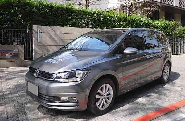 2016年 VW Touran 280 TSI 僅跑1萬