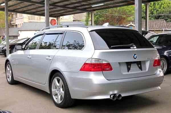 BMW530Xi TOURING
