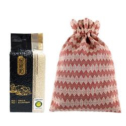 金碳稻香米(1入)+小束口袋
