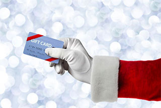 E-gift cards that are still thoughtful
