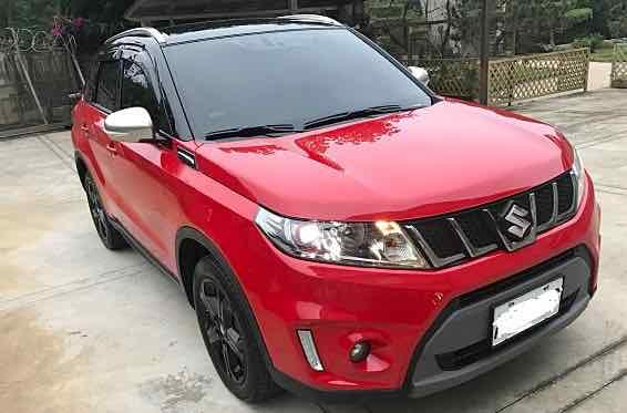 自售 2017 VITARA 頂級AWD款 一手