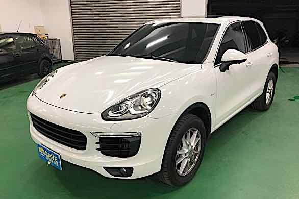 2015 Cayenne 柴油小改款 跑1.5萬