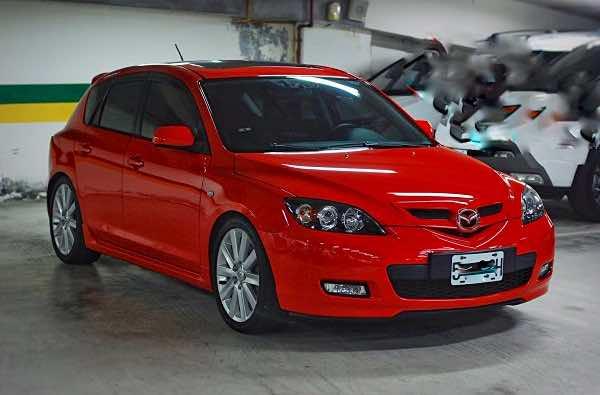 Mazda 3 日本原裝進口 MPS樣式