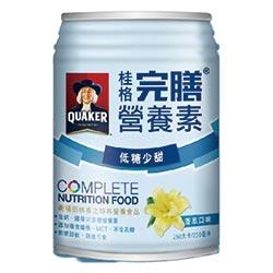 桂格完膳營養素(香草)二箱