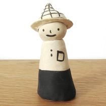 小人物陶偶