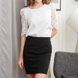 彈性窄裙大小尺碼台灣製造