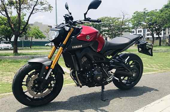 YAMAHA MT-09 ABS (歐規)