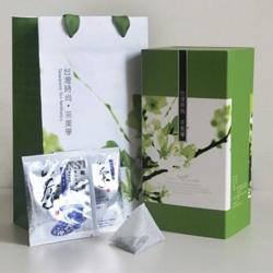【觀心園嚴選】高冷烏龍三角立體茶包禮盒