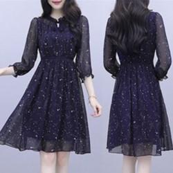 雪紡裙洋裝連身裙基本款